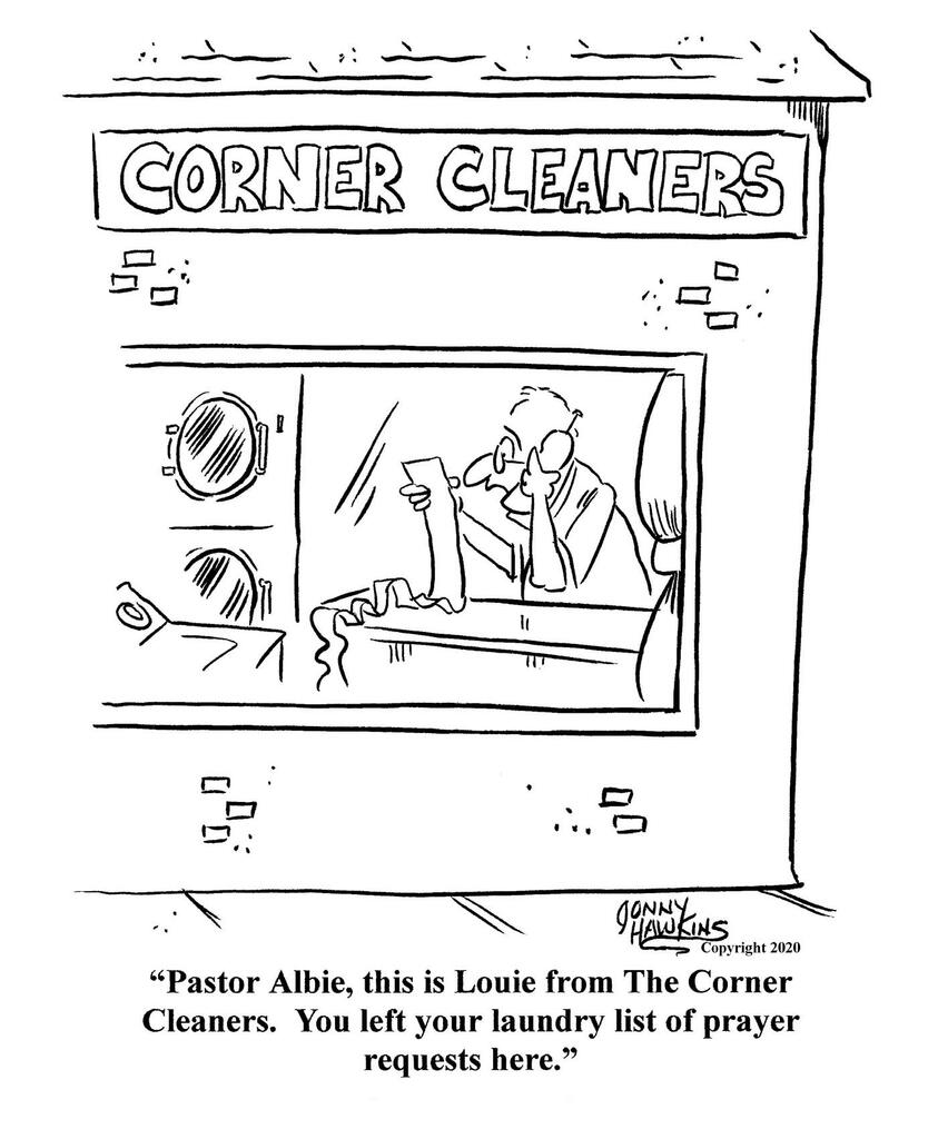 Corner Cleaners large preview