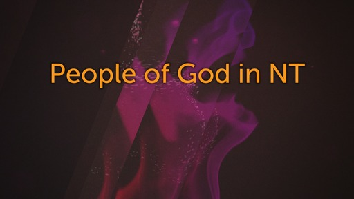 People of God in NT