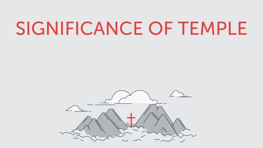 Significance of temple