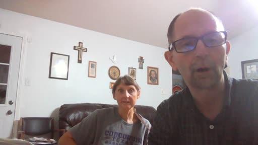 Mon.  Aug. 31,  '20 Evening PPT Psalm 71