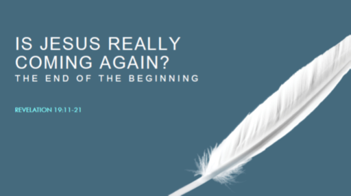 Is Jesus Really Coming Again?