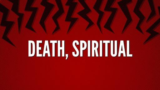 Death, spiritual