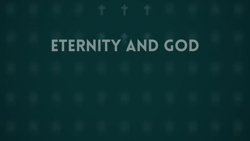 Eternity and God