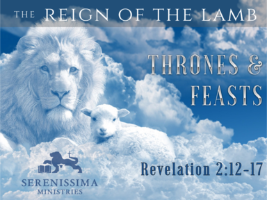 The Reign of the Lamb