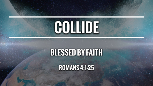 Blessed By Faith