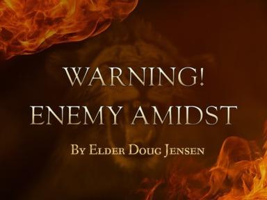 Warning! Enemy Amidst