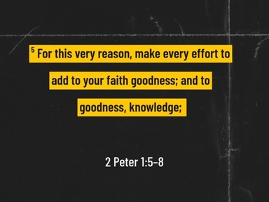 2020-09-06 Growing in Christ - part 2