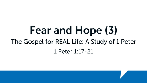 Fear and Hope (3)