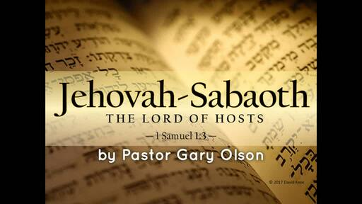 Jehovah Sabaoth