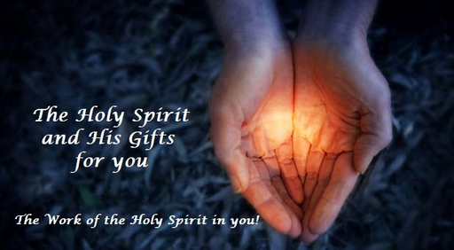 The Work of the Holy Spirit in You - Part 2