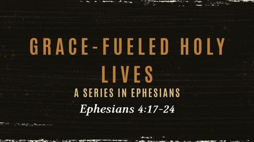Ephesians 4:11-16 Christian Service