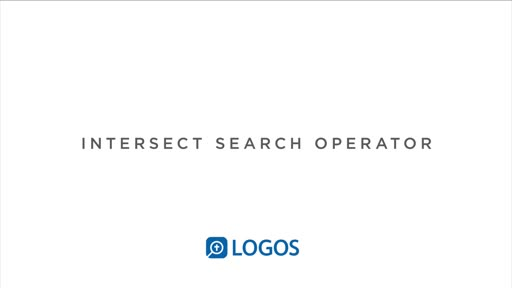 Search INTERSECT