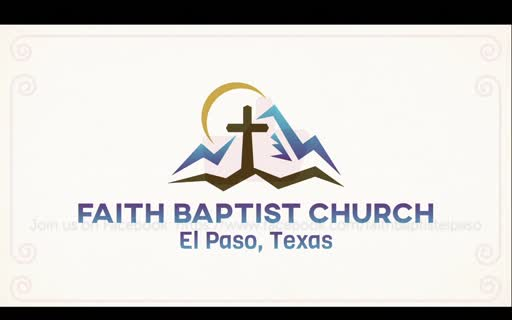 August 30, 2020 Morning Service