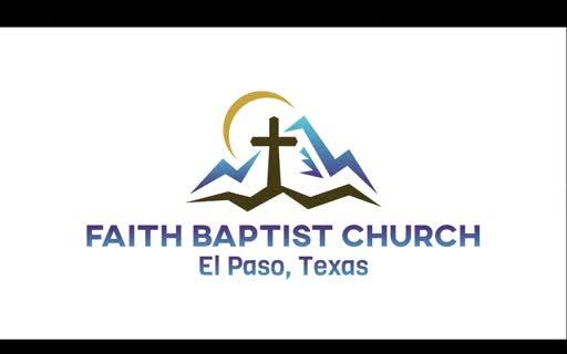September 6, 2020 Evening Service