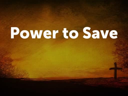 Power to Save