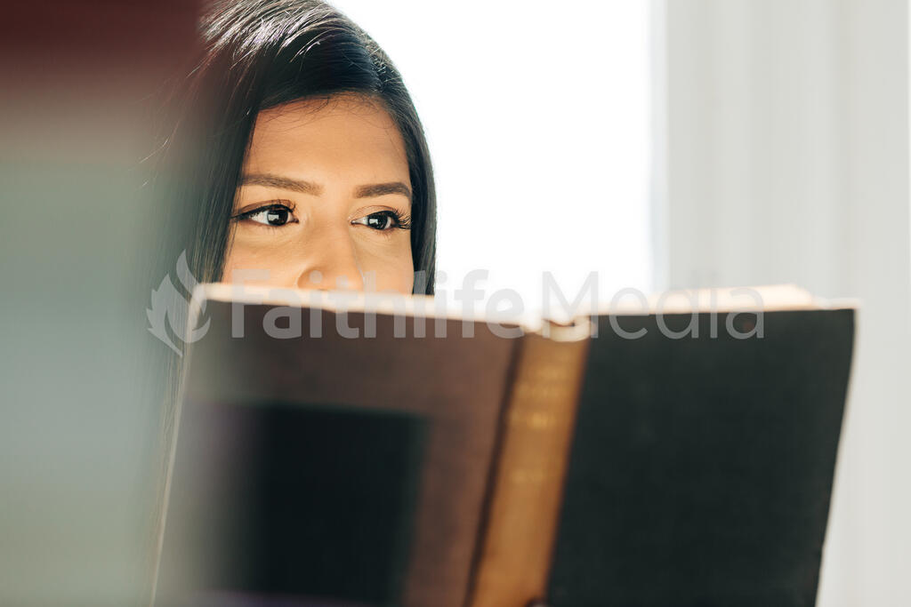 Woman Reading a Book large preview