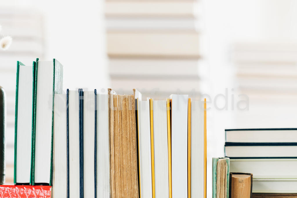 Stacks of Books large preview