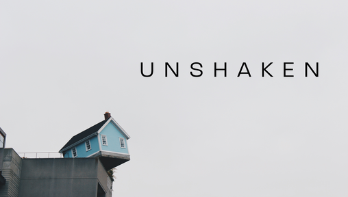 Unshaken - 2 Thessalonians