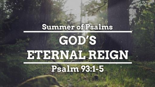 God's Etermal Reign