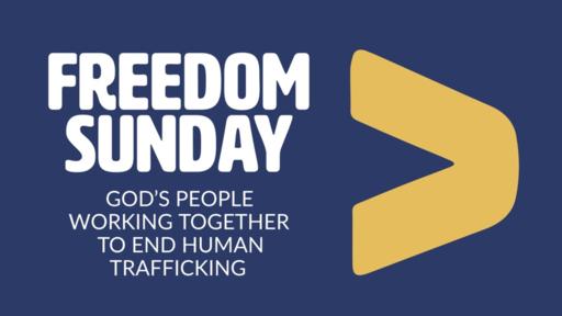 Freedom Sunday 2020