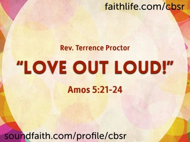 """9-13-20 """"Love Out Loud!"""""""