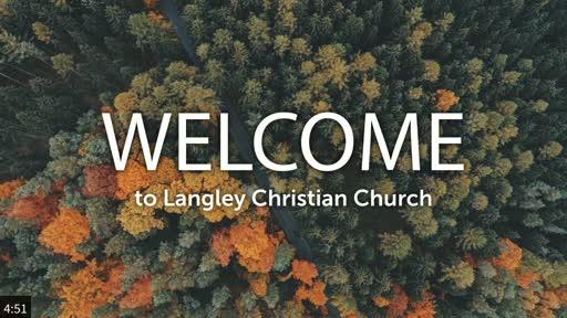 Sunday Worship Service, September 13, 2020