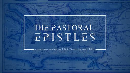 The Ethics of a Gospel Church