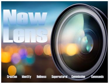 New Lens: Week 4 - Supernatural
