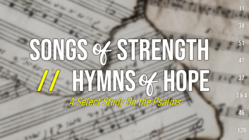 Songs of Strength, Hymns of Hope