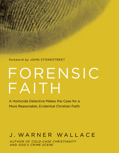 Forensic Faith Cover