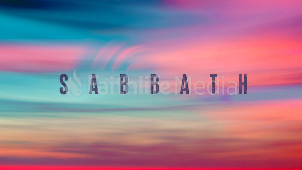 Sabbath large preview
