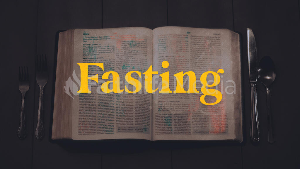 Fasting Bible large preview