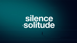 Silence & Solitude  PowerPoint image 1