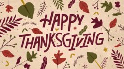 Thanksgiving Foliage  PowerPoint image 1