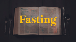 Fasting Bible  PowerPoint image 1
