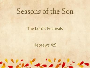 Seasons of the Son February 26, 2017