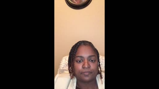 Praise Report! (Minister Katrina Langford)