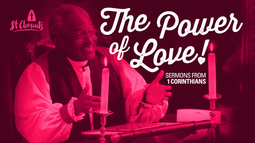 The Power of Love 2 - What is Church about? ! 1 Cor 16