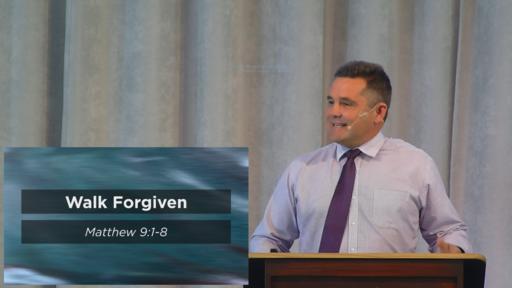 Walk Forgiven