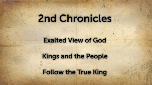 2nd Chronicles
