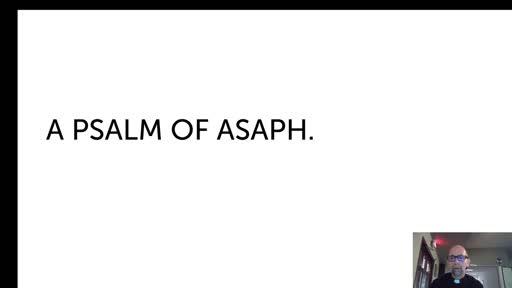Sept. 20, '20 PPT Psalm 73