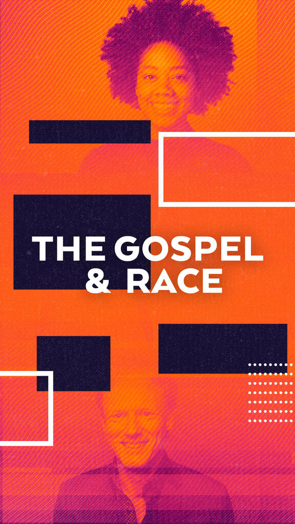 The Gospel and Race Social Shares large preview