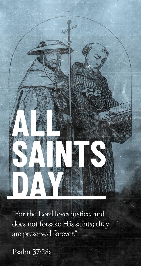 All Saints' Day Social Shares large preview