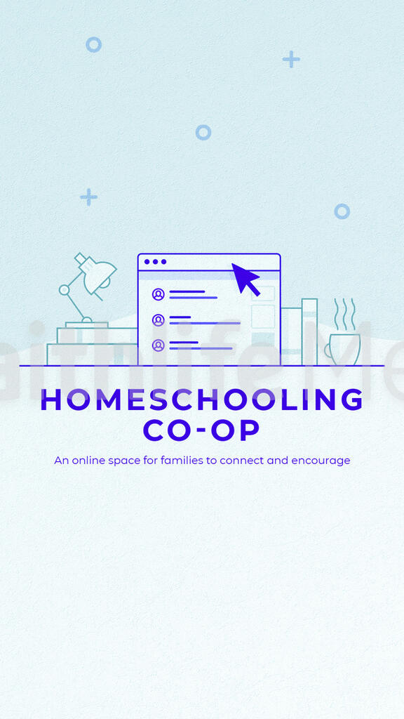 Homeschooling Co-op Social Shares large preview