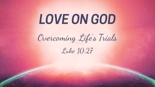 09-20-2020 Love On God