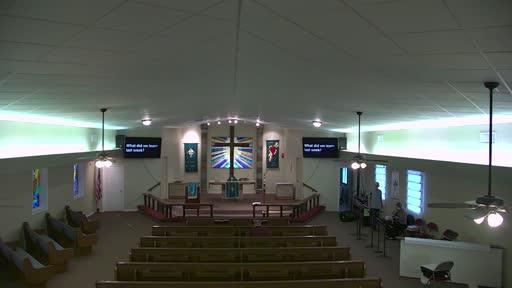 Sept. 27,  '20 Ruth Bible Class
