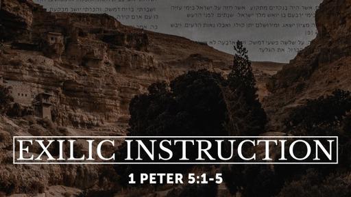 1 Peter 5:1-5