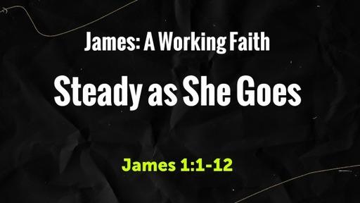 James: A Working Faith