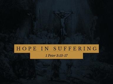 Hope in Suffering 9-27-2020