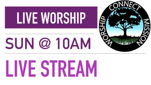 Sunday Morning Worship @ FUMC Collingswood